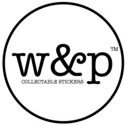 W&P Stickers